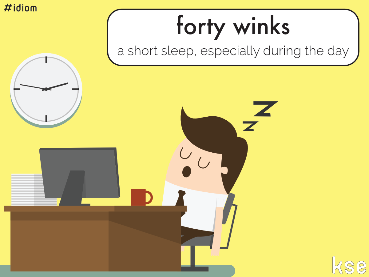 Winks meaning