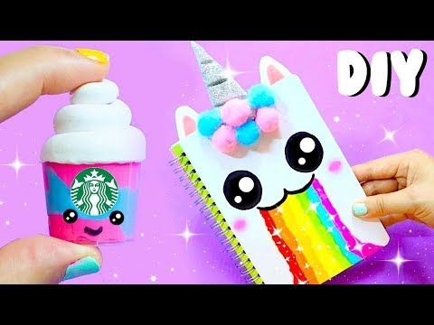 diy back to school facile fournitures scolaires licorne fran ais youtube marianne. Black Bedroom Furniture Sets. Home Design Ideas