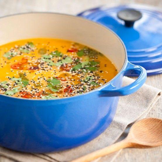Pumpkin Soup Le Creuset Recipes
