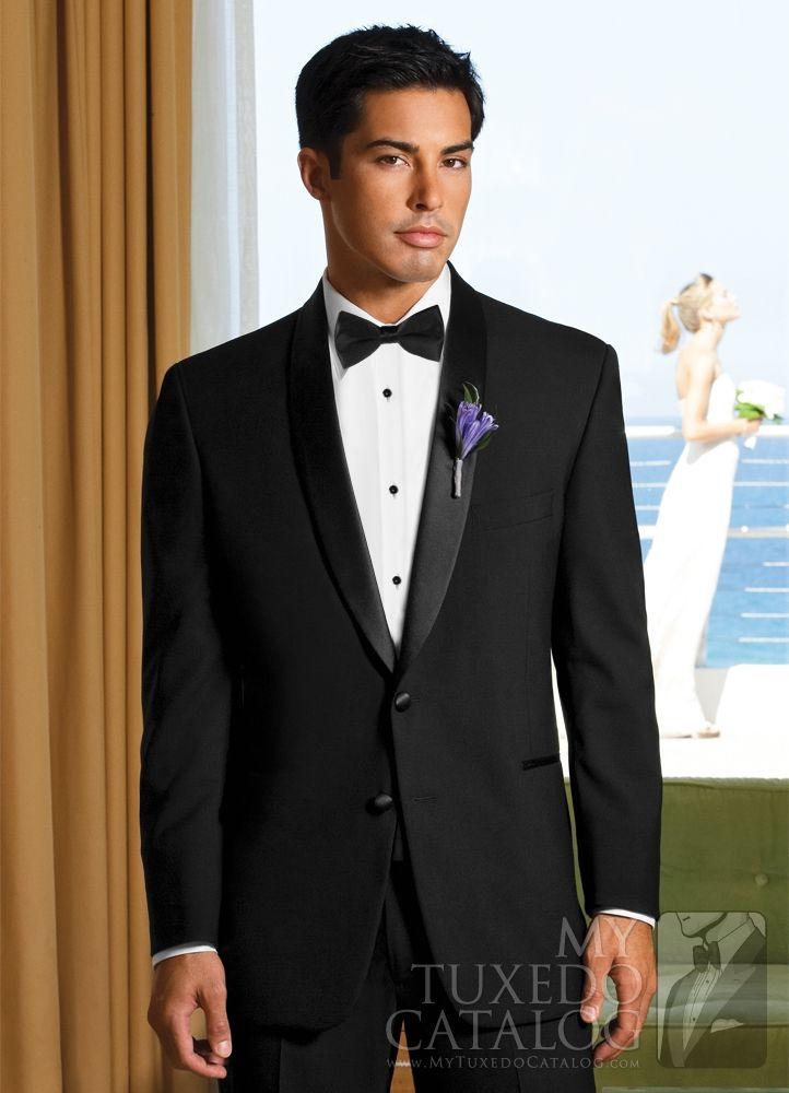 Black \'Cyprus\' Tuxedo from http://www.mytuxedocatalog.com/catalog ...