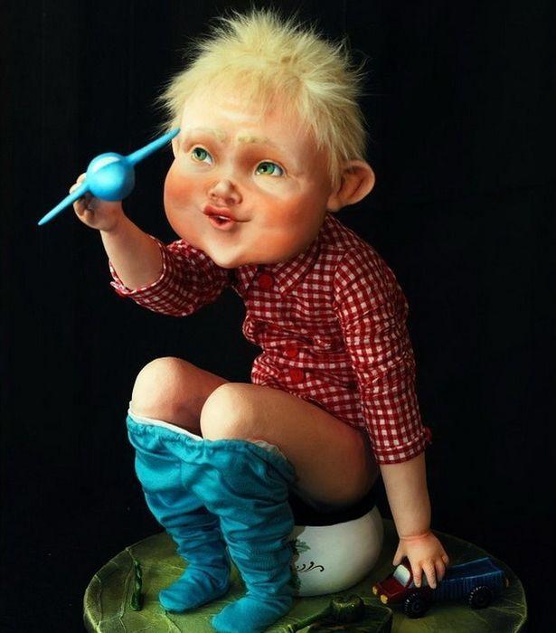 Сестре, фото кукол прикольных