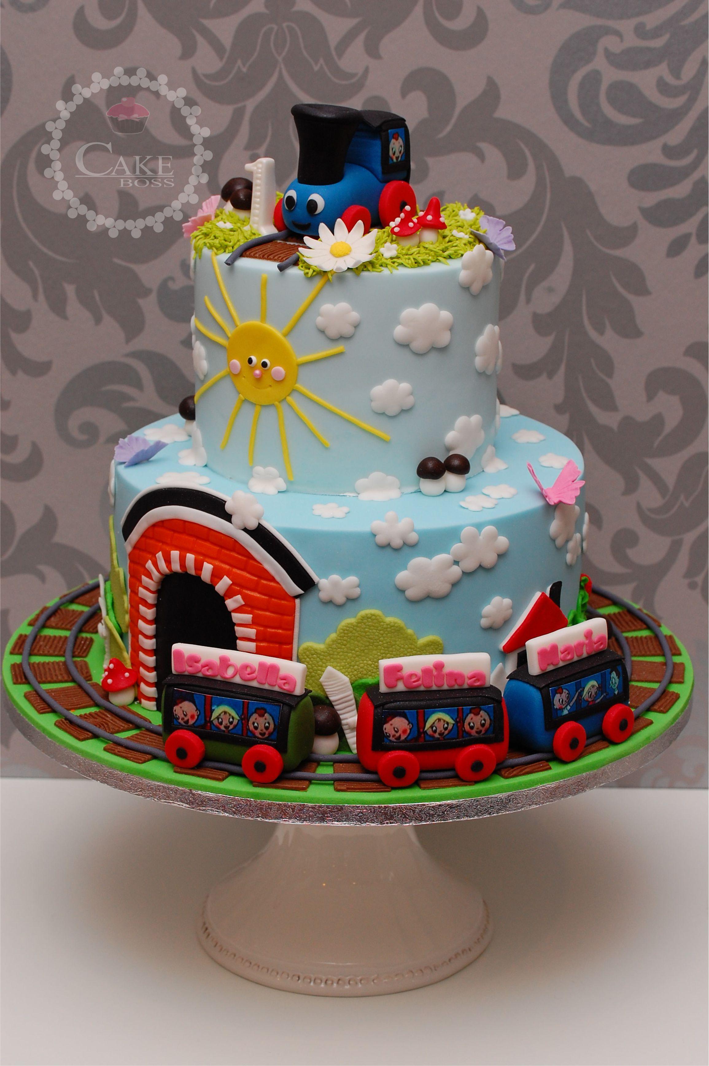 Kindertorte Zug Zug Kuchen Pinterest Cake Und Party