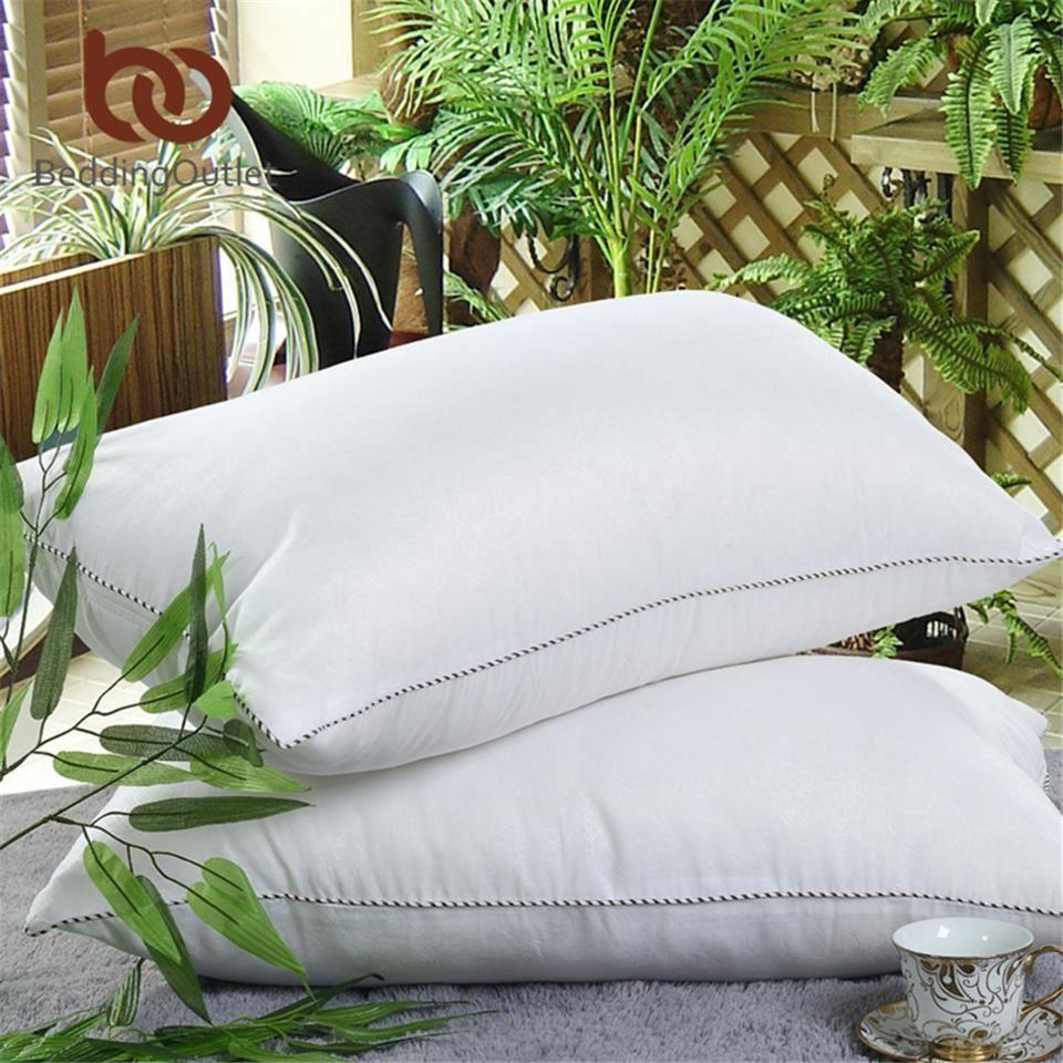 Beddingoutlet Down Alternative Fullung Kopfkissen Kissen Fabric
