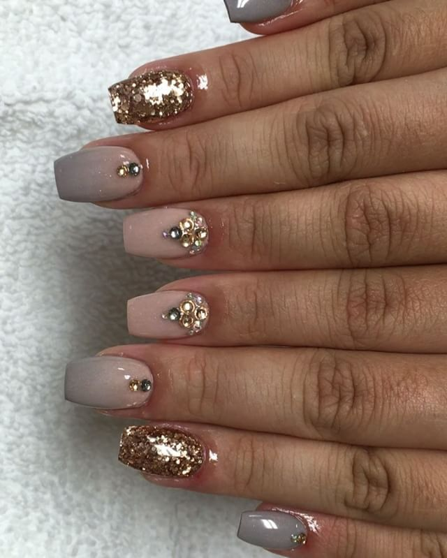 Coffin nails | NAILS NAILS NAILS | Pinterest | Todo moda
