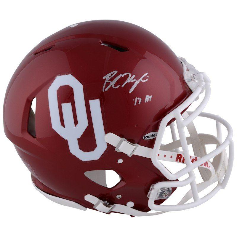 official photos 59cad ed423 Baker Mayfield Oklahoma Sooners Fanatics Authentic ...