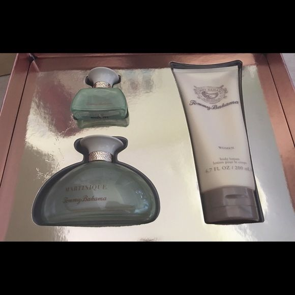 Brand new Tommy Bahama Martinique gift set Brand new Tommy Bahama Martinique gift set. Bundle to save. Tommy Bahama Other