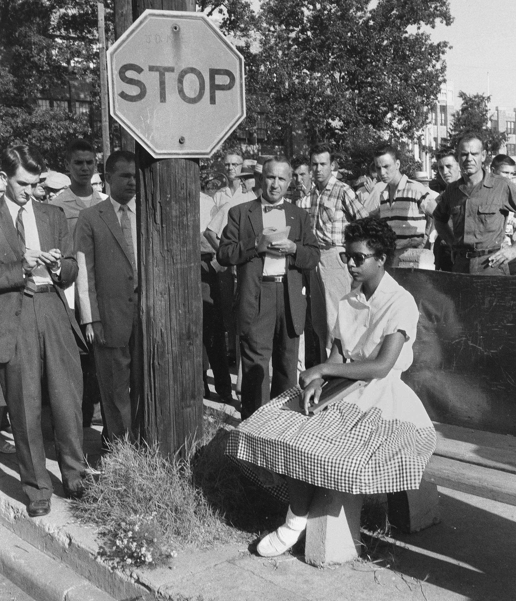 Opinion Desegregation At Little Rock