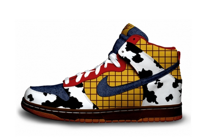 outlet store edcae 8403e Nike- Woody- Toy Story haha