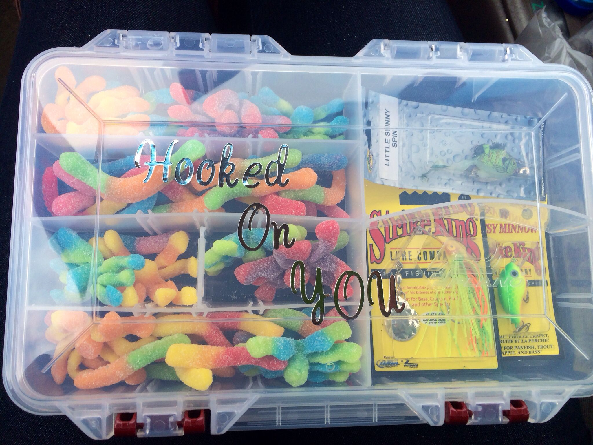 Valentines For Him Fishing Love Gifts For Him Cute