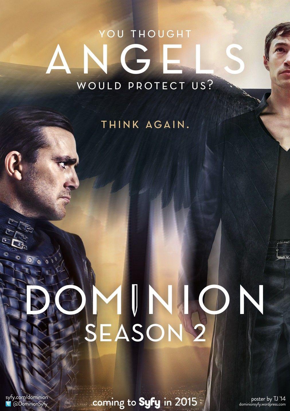 Image result for dominion season 2