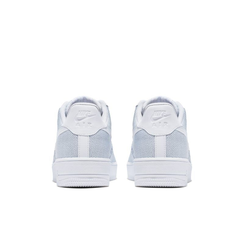 1099c5b74c7 Nike Air Force 1 Flyknit 2.0 Men's Shoe - White in 2019 | Products ...