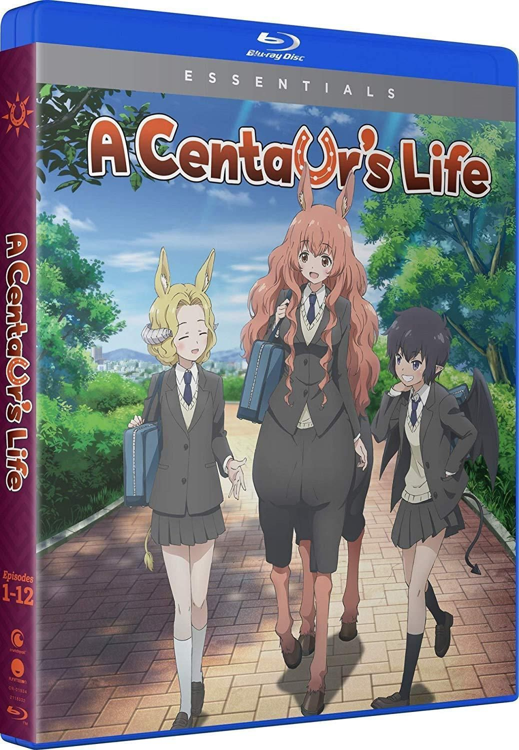 A Centaur's Life - The Complete Series Blu-ray #bluray