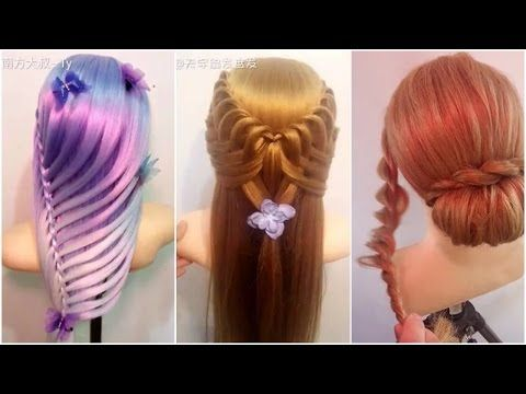 Youtube Hairstyles Brilliant Youtube  Hairstyles  Pinterest  Beautiful Hairstyles Hairstyle