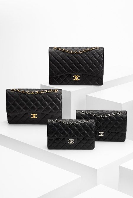 One Of Each Please Chanel Flap Bag Chanel Classic Flap Bag Classic Flap Bag
