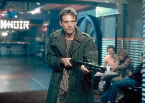 Michael Biehn as Kyle Reese in The Terminator (1984)
