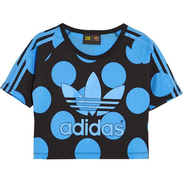 Adidas Originals   Pharell Williams querida BAES Stretch Cotton Jersey
