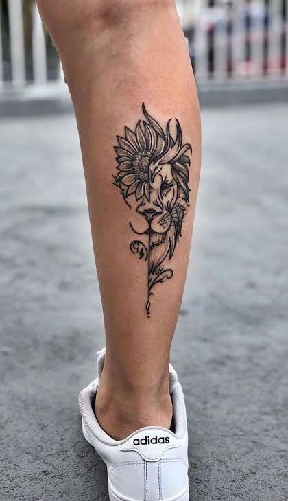 Tatuagem feminina e inspirações