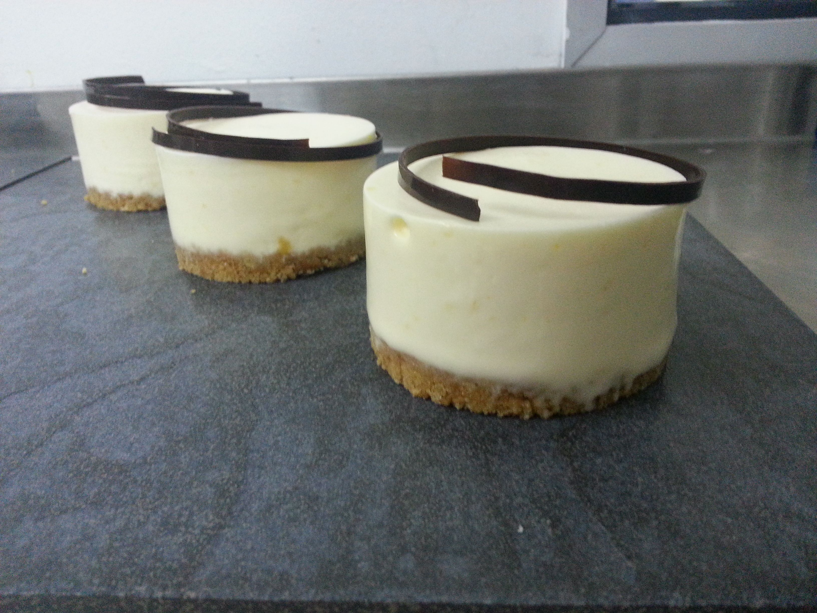Chilled Cheesecake