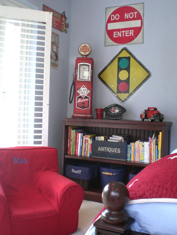 Toddler Boy Room Design: Build Your Child's Sense Of Independence With Pint-size