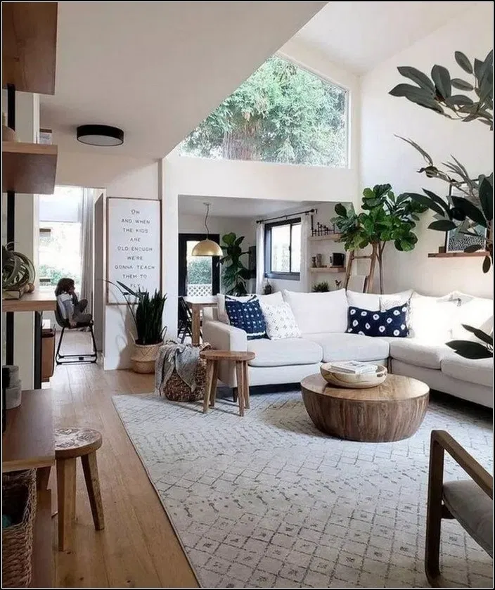 139 Cool Home Decor Ideas To Add Value That Will Blow Your Mind Page 21 In 2020 Farm House Living Room Scandinavian Design Living Room Farmhouse Style Living Room