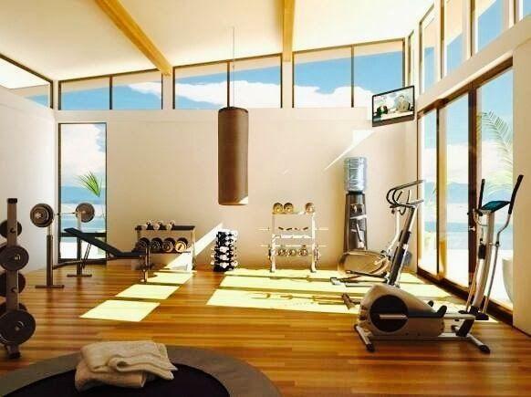 28 best small space home gym hacks ideas for your tiny house dream rh pinterest com au tiny house gumtree Ho Gym Shed Storage