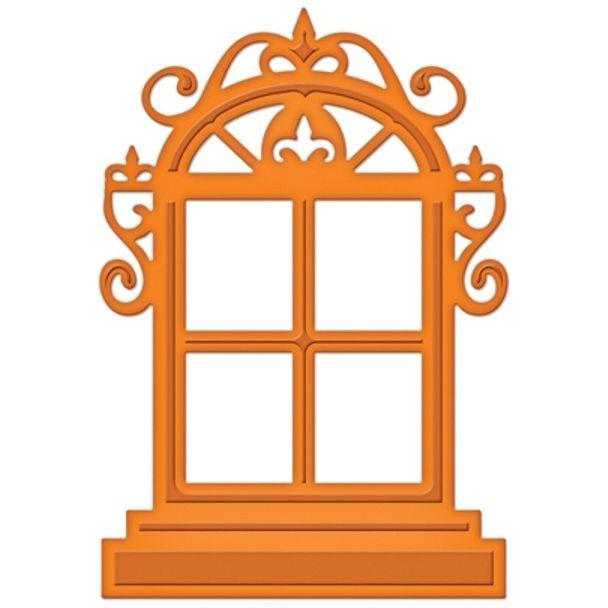 Spellbinders D-Lites Window no.1 Shapeabilities Die Cutter