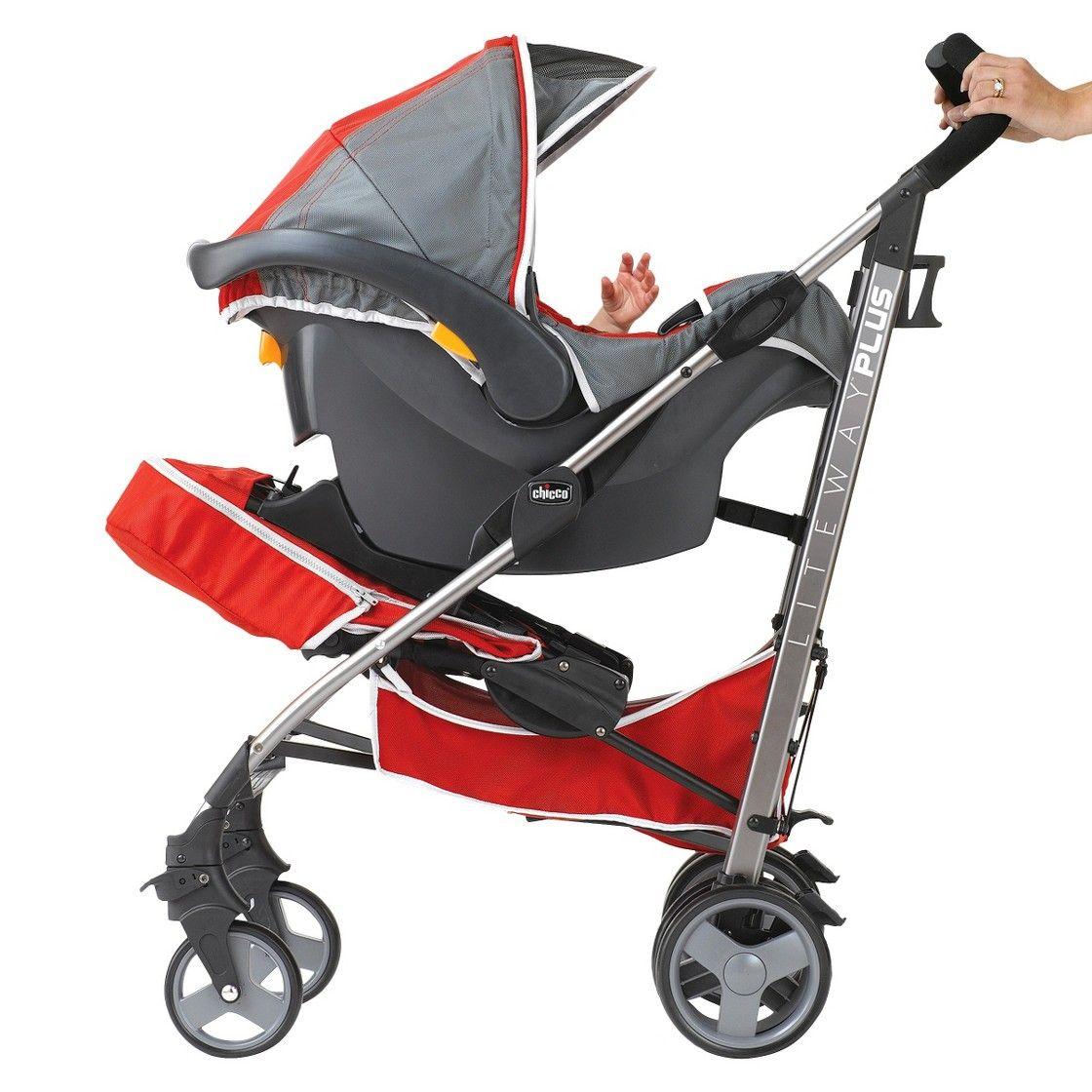 Chicco liteway plus snapdragon umbrella stroller