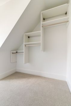 17+ Enticing Attic Remodel Stairways Ideas, #Attic #Enticing #ideas #narrowbookshelfdecor #R...