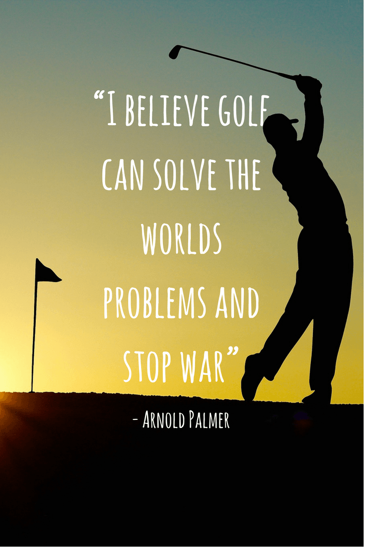 Famous Golf Quotes Best Sports Quotes 112 Of The Greatest Ever Quotes From Sports