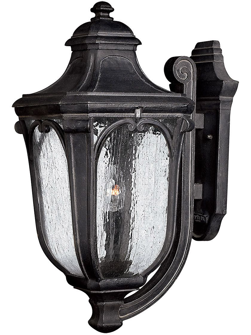 Trafalgar Large Exterior Sconce | House of Antique Hardware