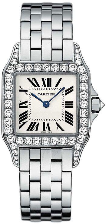 e2f09918d60 Replica Cartier Santos Demoiselle Ladies Watch WF9003Y8. Relógios De  OuroRelógios FemininosRelógios De LuxoRelógios ...