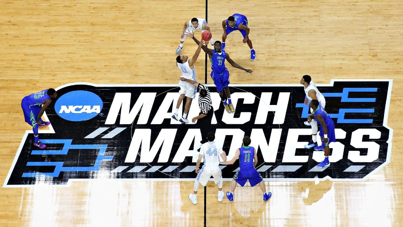 2017 NCAA tournament schedule March madness, College