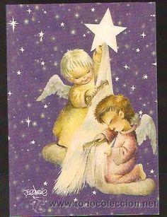 Resultado de imagen de tarjetas de navidad de ferrandiz
