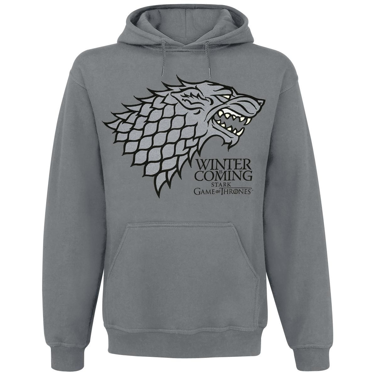 Winter Is Coming Game Of Thrones Hoodie Game Of Thrones Winter Game Of Thrones Merchandise