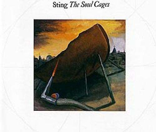 """Released on January 22, 1991, """"The Soul Cages"""" is the third (and dedicated to his  recently deceased father) studio album by Sting.  TODAY in LA COLLECTION on RVJ >> http://go.rvj.pm/6ll"""
