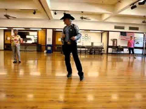 Black Horse ( Line Dance ) Walkthrough.wmv