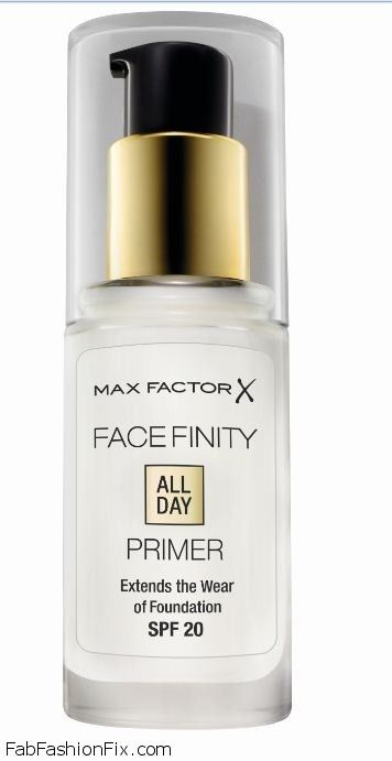 Introducing The New Max Factor Facefinity All Day Primer Max