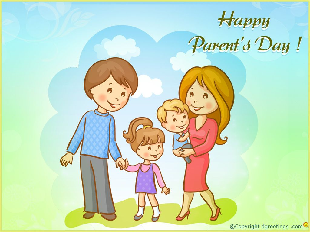 Many Happy Retun Of The Day From Jewelbearing Http Goo Gl F7kxan Parents Day Cards Happy Parents Parents Day