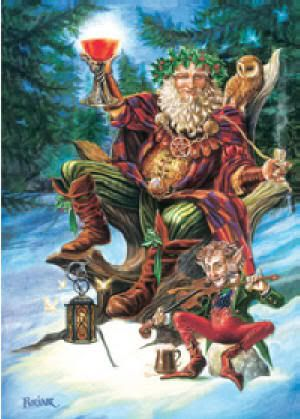pagan yule trees | ... Rising Sons: It's beginning to look a lot ...