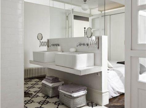 Bagno Ufficio ~ Oltre fantastiche idee su bagno aperto su bagni da