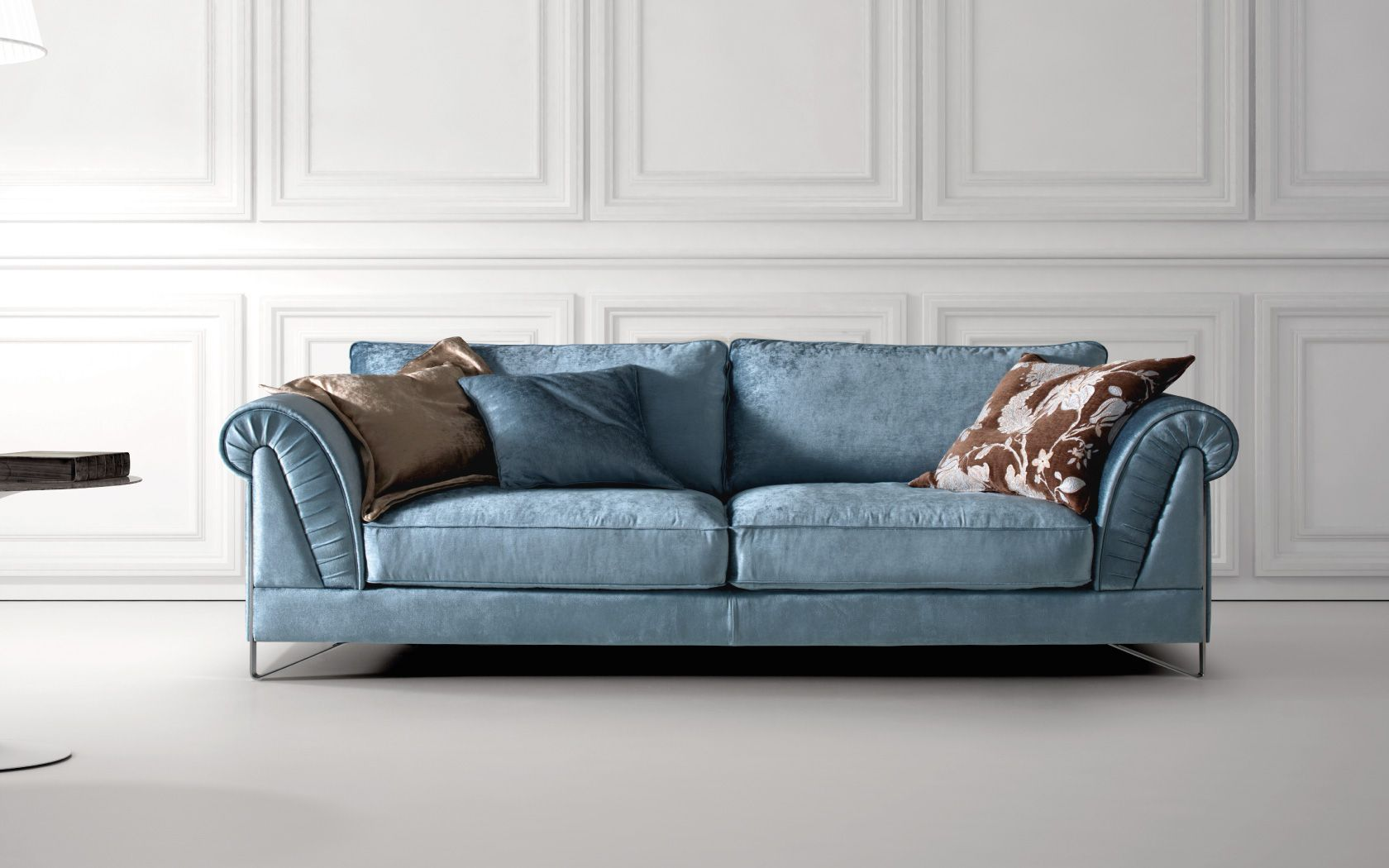 Mambo Big Sofa The Ingrid Sofa And Loveseat From Max Divani Italy Tufted