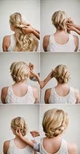 Resultado De Imagen Para Peinados Extravagantes Paso A Paso