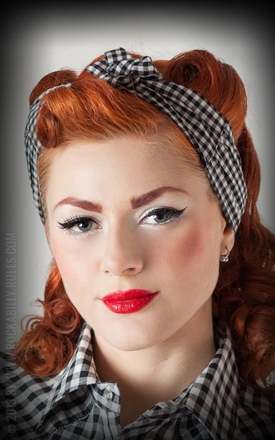 Fabulous rockabilly frisuren 2015