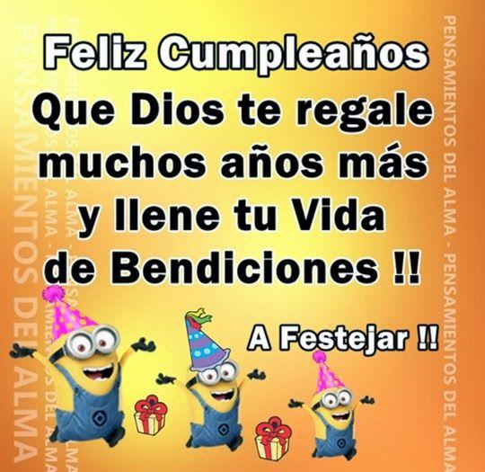 Pensamientos Del Alma: Feliz Cumpleaños :)