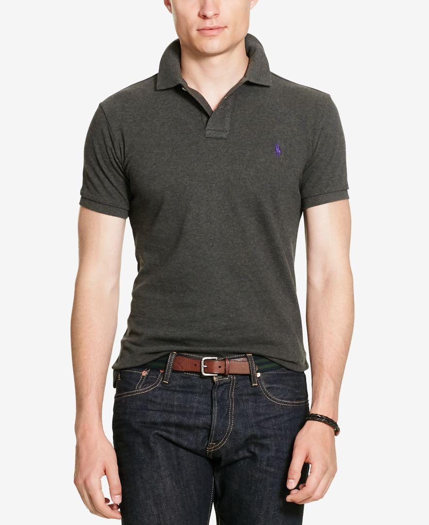 Park Art My WordPress Blog_Mens Slim Fit Polo Ralph Lauren Shirt