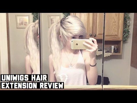 UniWigs Hair Extension Review