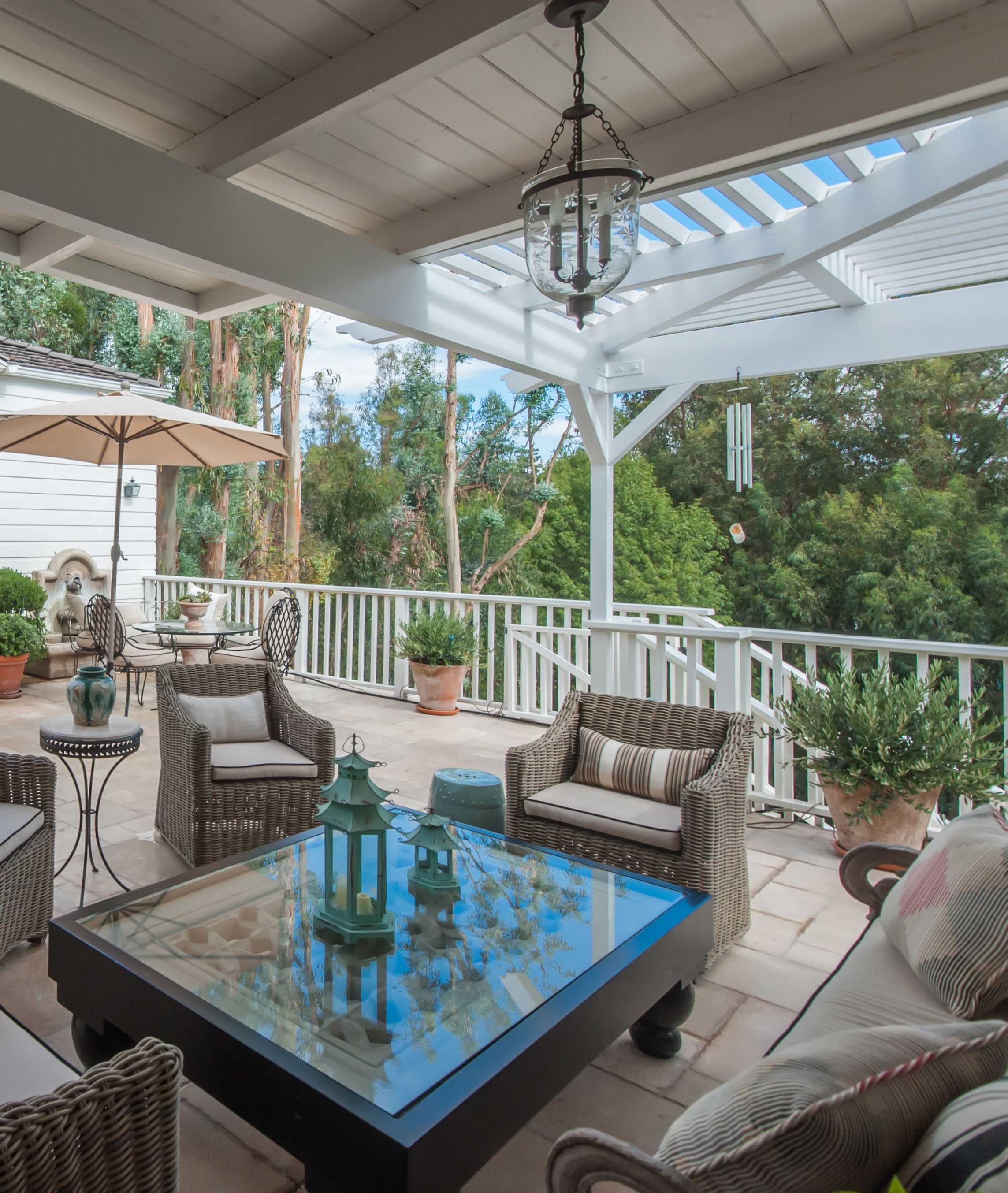 Outdoor Patio Furniture And Wooden