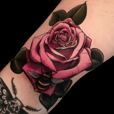 50 Rose Tattoos That Capture Timeless Beauty