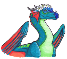 The Most Beautiful By Alice4444dm Wings Of Fire Dragons