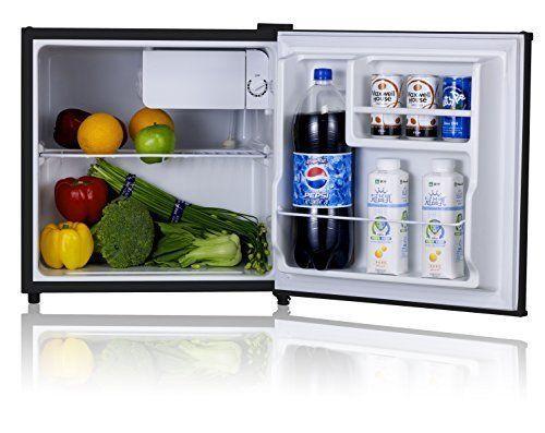 Compact Mini Refrigerator Office Dorm Room Cooler Beverage Storage ...